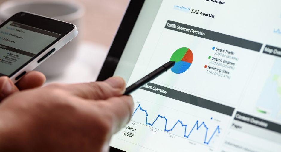 The Internet marketing business online